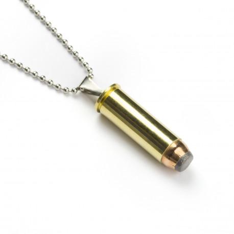 Náhrdelník náboj S&B Magnum 44 REM